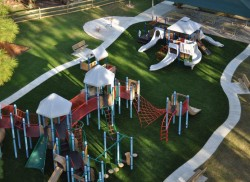 View Kidscape Park Project