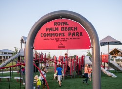 View Royal Palm Beach Commons Park Project