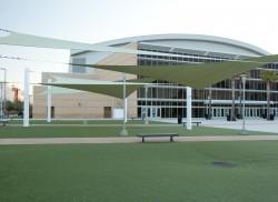 UCF Arena Shade Sails