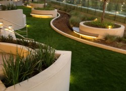 View Nemours Rooftop Garden Project