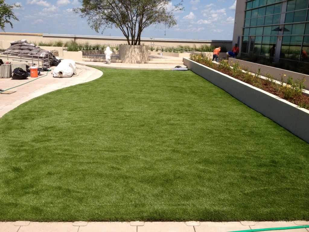 Nemours Rooftop Garden 187 Rep Services