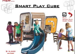 Smart Play Cube