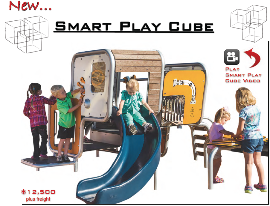 Smart Play Cube