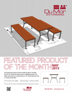 DuMor May 2015 Featured Product