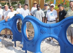 Kiwanis of Stuart Community Build