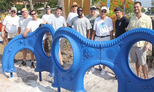Kiwanis of Stuart Community Build