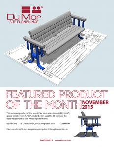 Dumor November item of the month