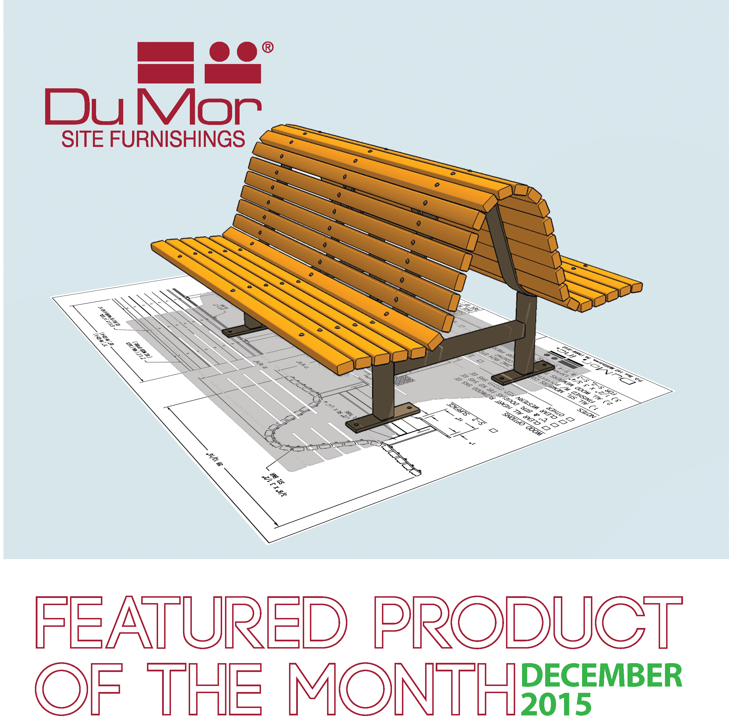 DuMor's Featured Product – December 2015