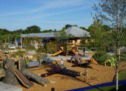 View Depot Park Project