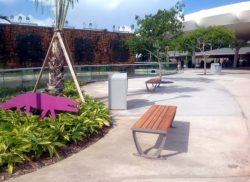 View Miami Zoo – front entry Project
