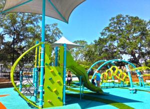 Julian B Lane Park - Tampa