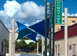 View City of Titusville Shade Project