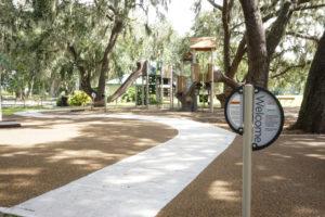 Chisholm Park Playground