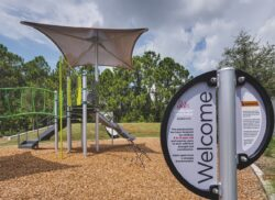 View Laureate Park Phase 8 Playground Project