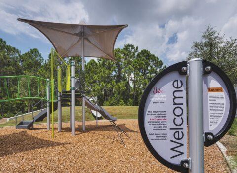 Laureate Park Phase 8 Playground