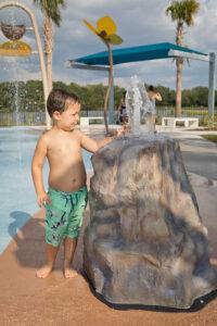 Carrollwood Community Park Splash Pad