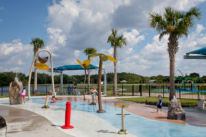 Carrollwood Community Park Splash Pad