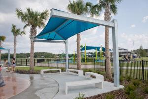Carrollwood Community Park Shade