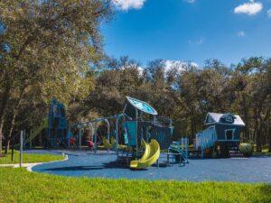 Lee P Moore Playground, Sanford