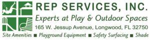 Rep Services, Inc. logo
